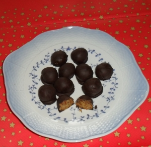 Marcipanbrød med abrikos
