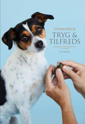 Tryg og tilfreds, zoneterapi og akupressur til hunde, af Vivian Birlie