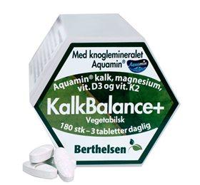 Kalkbalancer+ fra Berthelsen er et kalktilskud med planteudvundet kalk og magnesium fra tang.