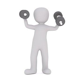 Vægtløftning styrker knoglerne og forebygger knogleskørhed